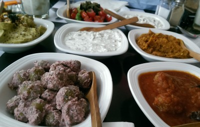 Gilac Restaurant- Park Prince- Tehran