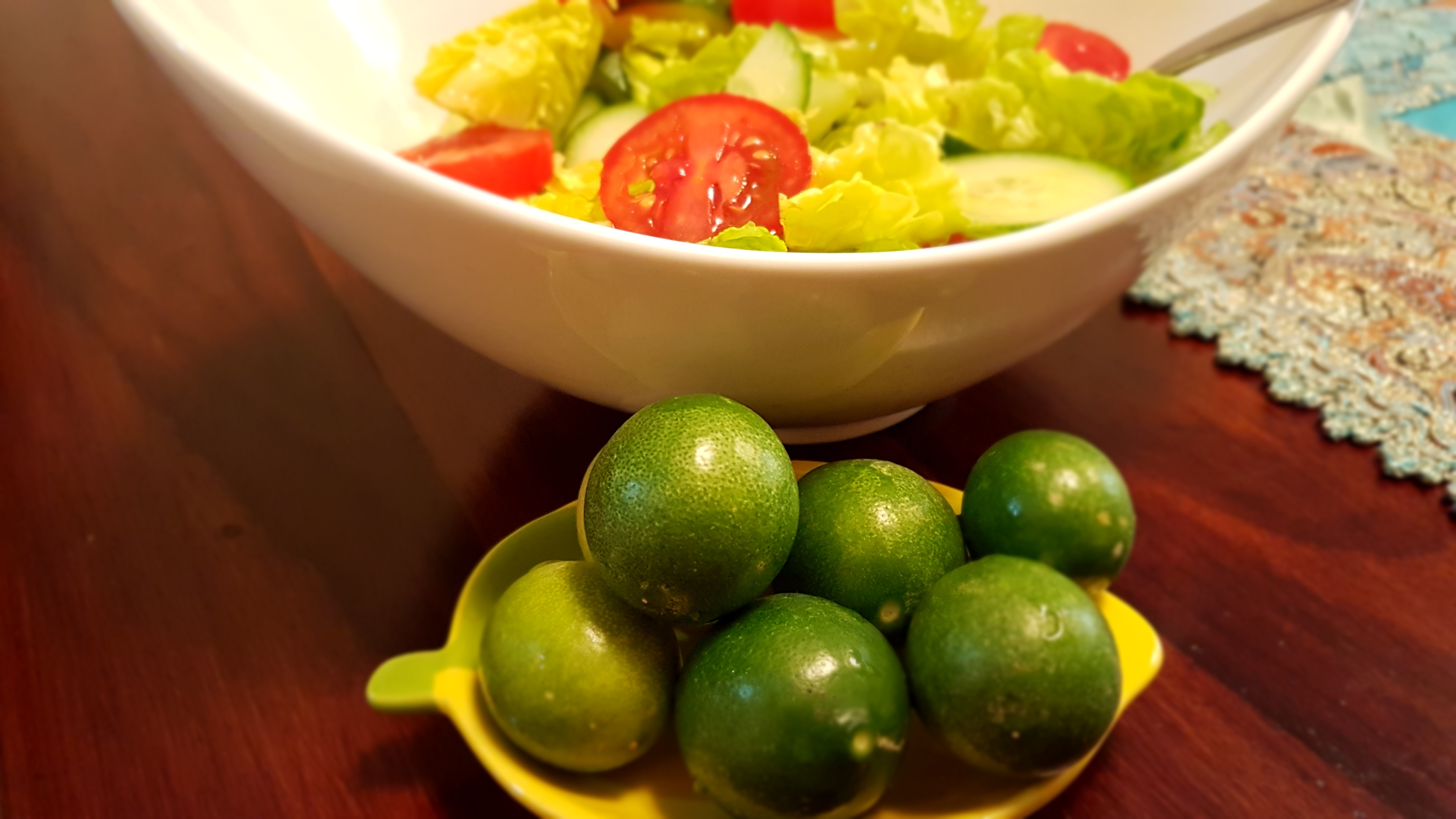 """Lime is """"All in One"""" for me & You : Skin & Body care"""