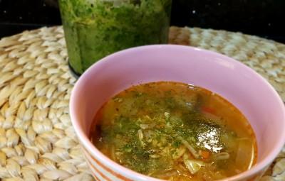 Limey Soup