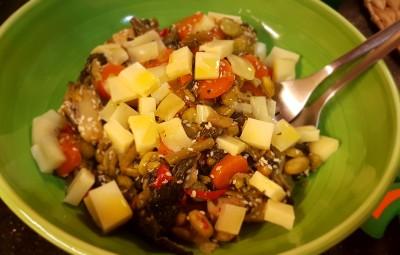 Dinner Freshness Salad